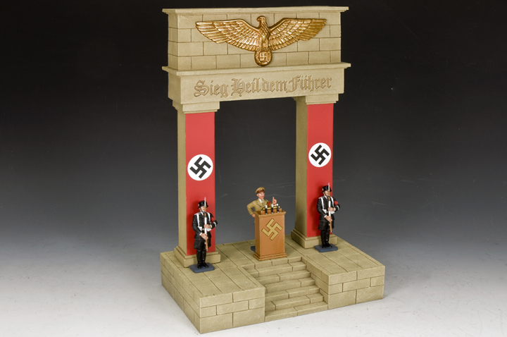 Propaganda Minister Josef Goebbels