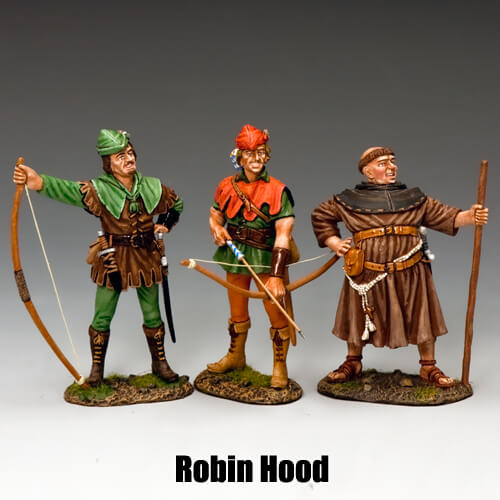 Robin Hood_King & Country Toy Soldiers