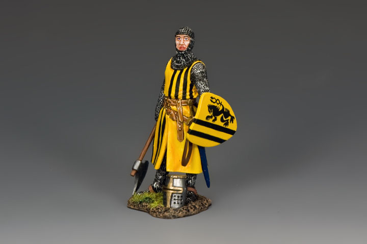 RH039 Axe-Wielding Sergeant at Arms