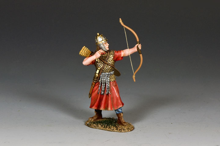 ROM020 Roman Archer (Letting Fly)