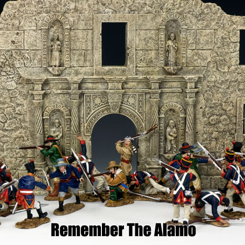 Remember The Alamo_King & Country Toy Soldiers