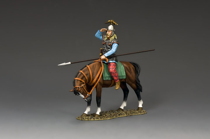 RnB005 The Mounted Scout