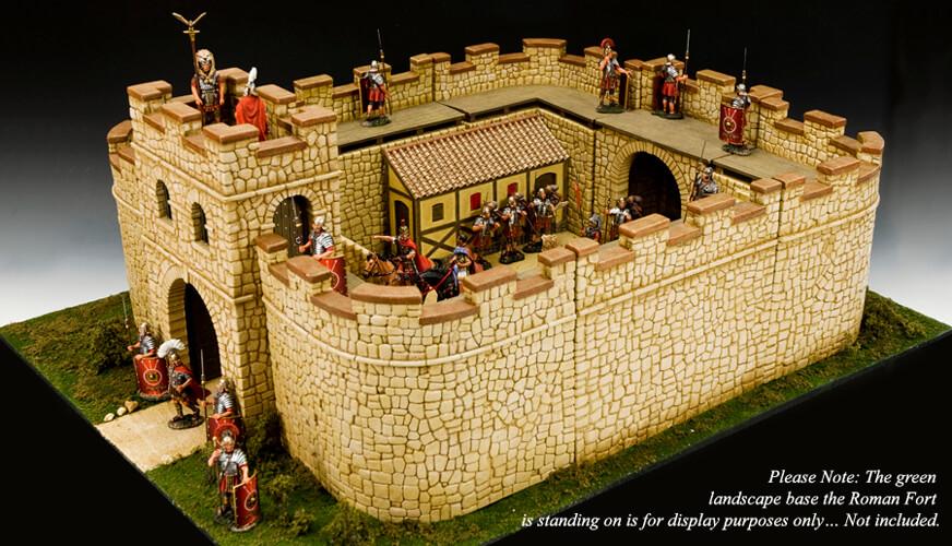 Roman Fort (sand stone)