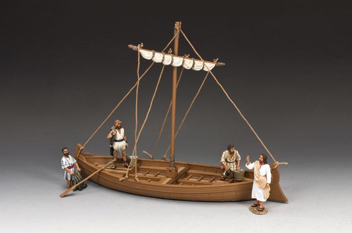 SGS-LoJ001 Jesus & The Fishermen