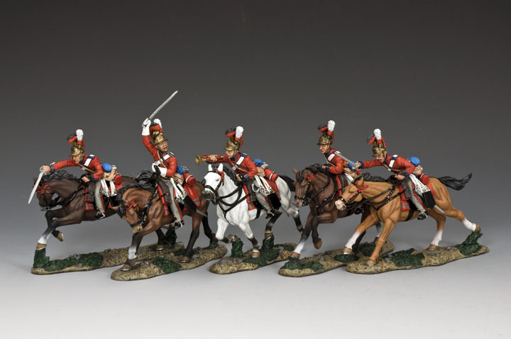 SGS-NA005 CHARGE OF THE LIFE GUARDS #2