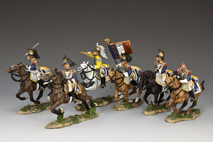 SGS-NA006 The 7th Cuirassiers Set