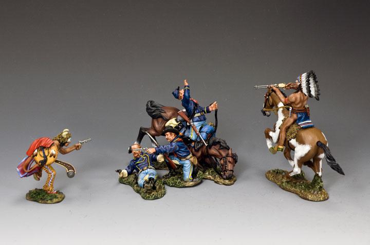 SGS-TRW003 Cavalry Last Stand