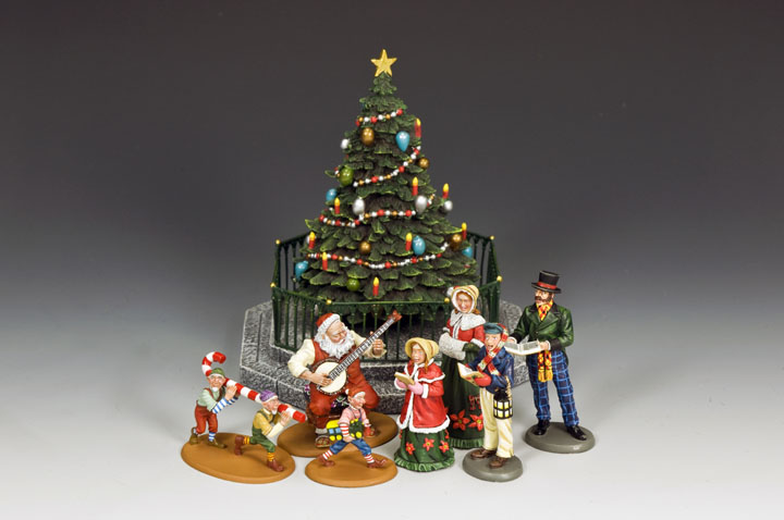 SGS-XM001 THE CHRISTMAS SET