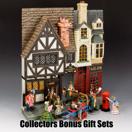 Collectors Bonus Gift Sets_King & Country Toy Soldiers