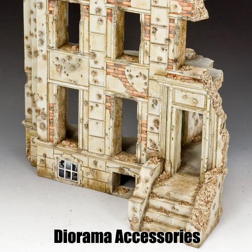 Diorama Accessories_King & Country Toy Soldiers