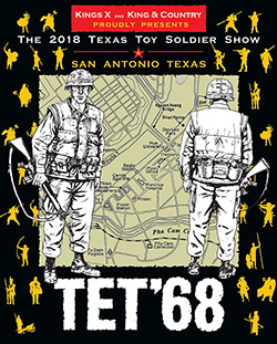 The Texas Toy Soldier Show 2018