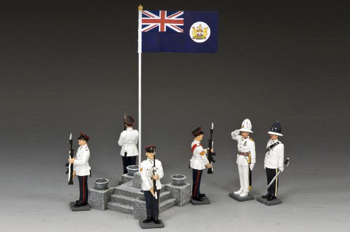 THE ROYAL HONG KONG REGIMENT (The Volunteers)