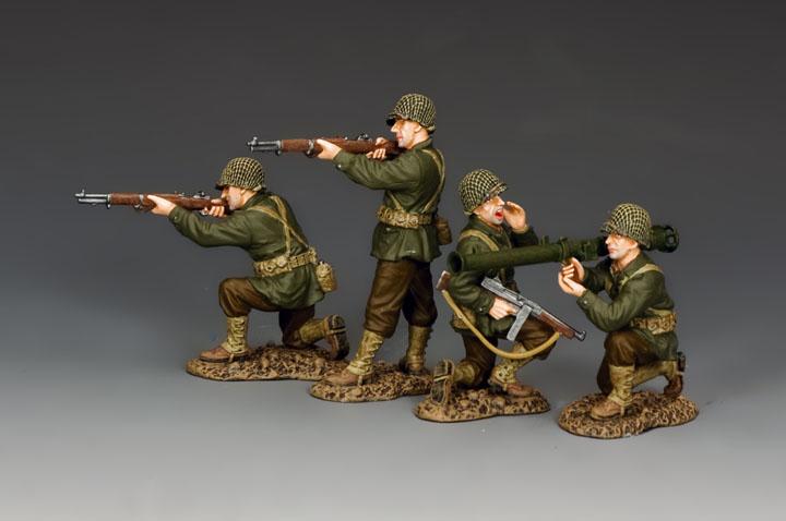 THE U.S. ARMY AT WAR 1944/45