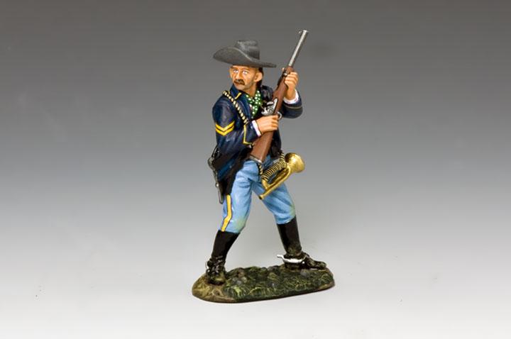 TRW089 Bugler John Martin
