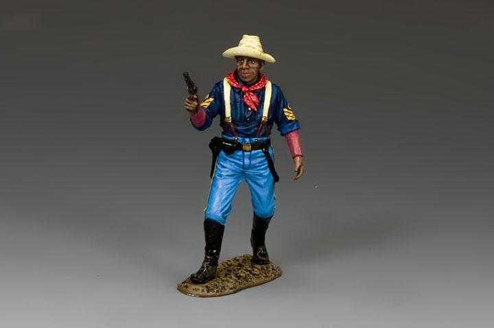 TRW129 First Sergeant Rutledge
