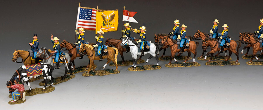 MORE JOHN FORD CAVALRY!