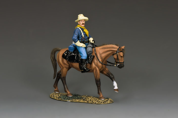 TRW137 Mounted Trooper A