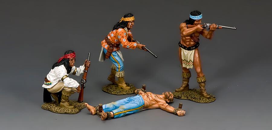 Apaches!