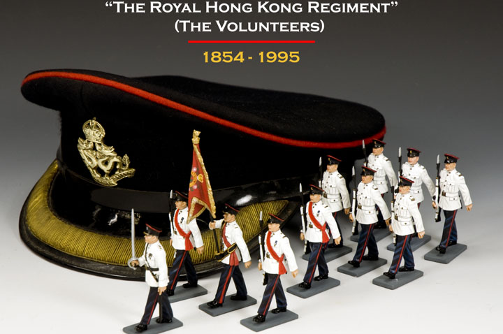The Royal Hong Kong Regiment (The Volunteers)