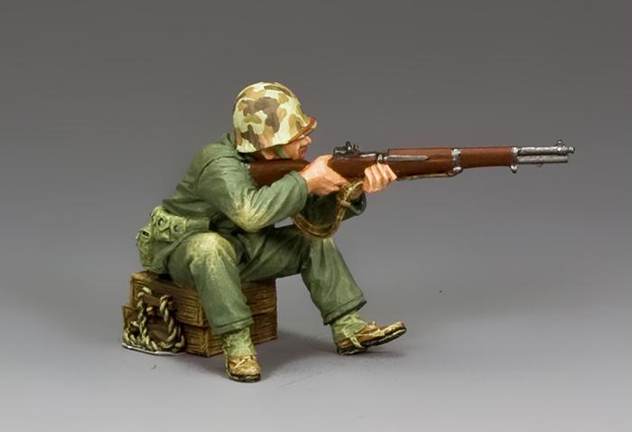 USMC026 Marine Sniper