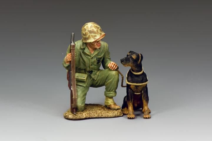 USMC052 Pacific War Dog