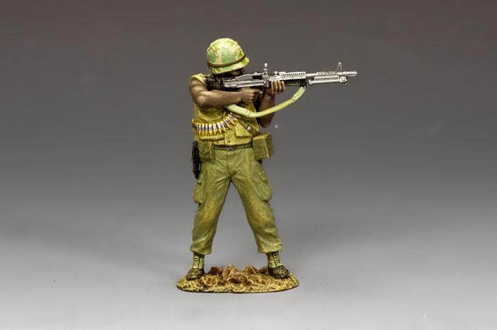 VN007 Machine Gunner