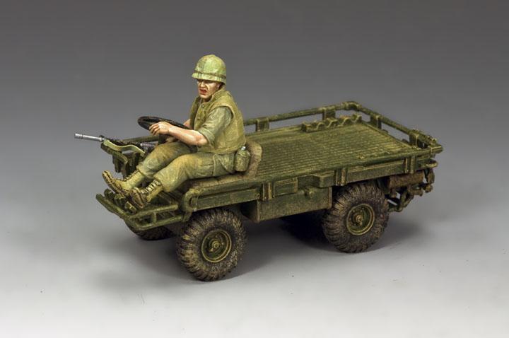 VN017 USMC M274 MULE