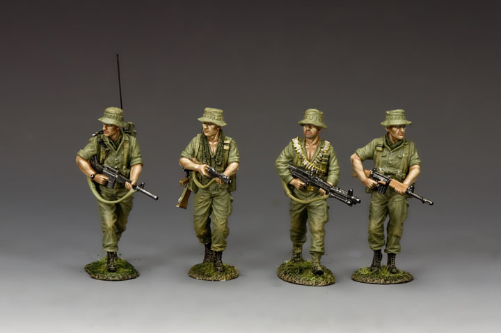 VN030 Australian Patrol Section