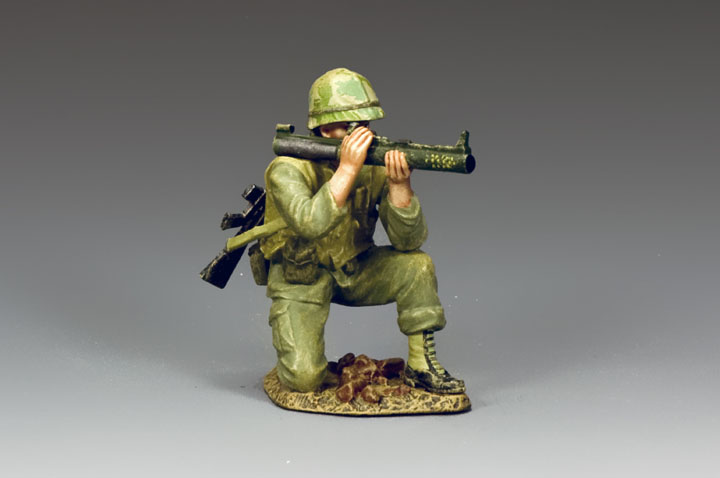 VN045 Kneeling LAW Gunner