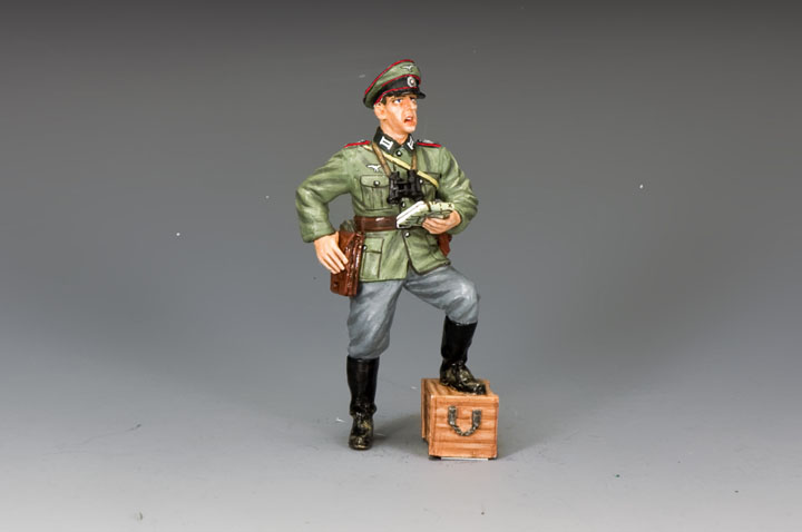 WH063 Artillery Officer