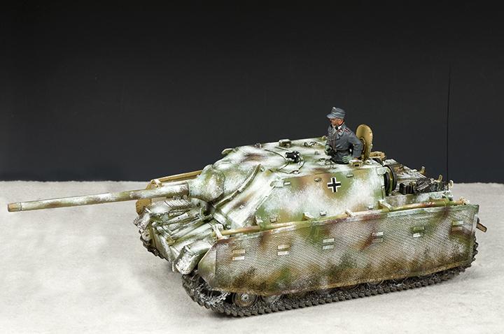 WH091 The JagdPanzer Pz. Kpfw. IV L70 – (Winter Version)