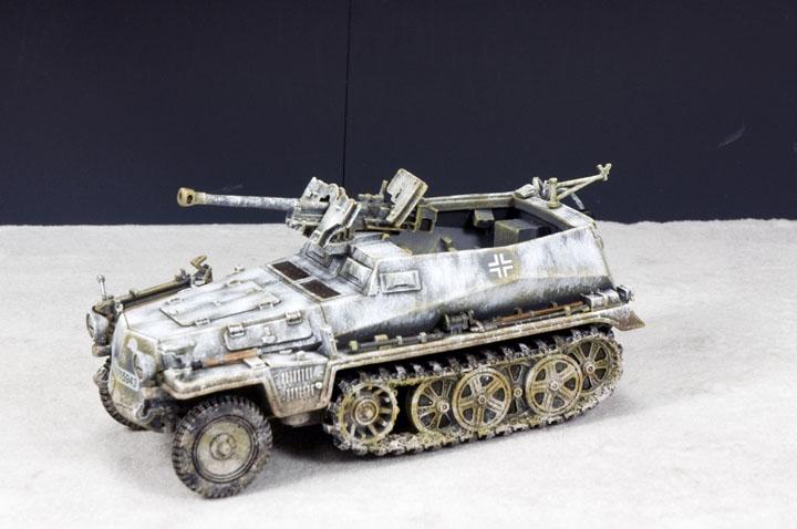 WH092 Sd.Kfz 250 11 Panzerbuchse 41