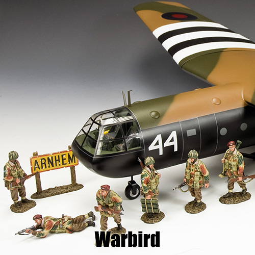Warbird_King & Country Toy Soldiers