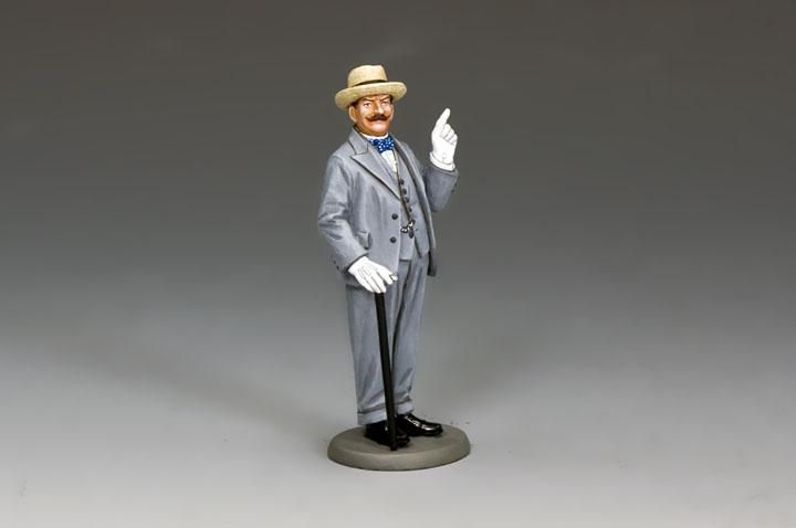 WoD060 M Hercule Poirot