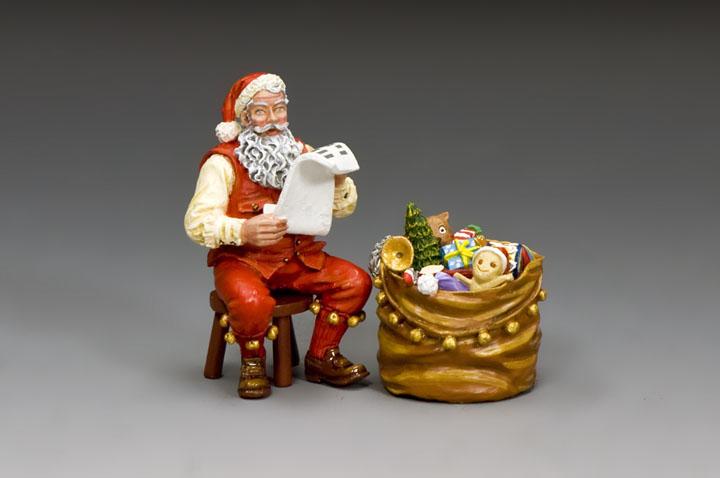 XM018 Christmas Eve Santa