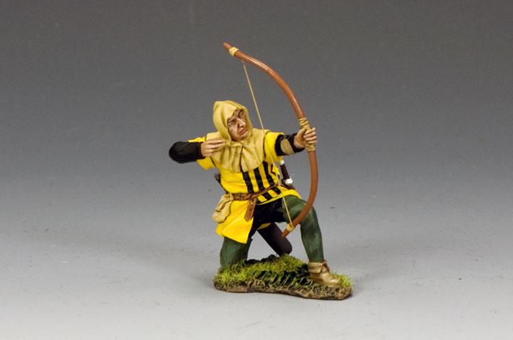 RH036 Kneeling Sherrif's Archer