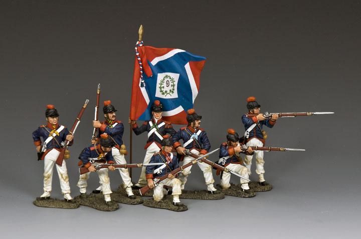 Napoleon's Infantry in Egypt